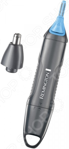 Триммер для стрижки волос в носу и ушах Remington NE3455 Nano Series Nose & Ear Trimmer 3in1 rechargable ear nose trimmer electric shaver beard face eyebrows nose ear hair trimmer clipper hair removal shaver cordless