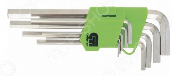 Набор ключей имбусовых СИБРТЕХ 12321 набор ключей сибртех 15220 6 19 мм