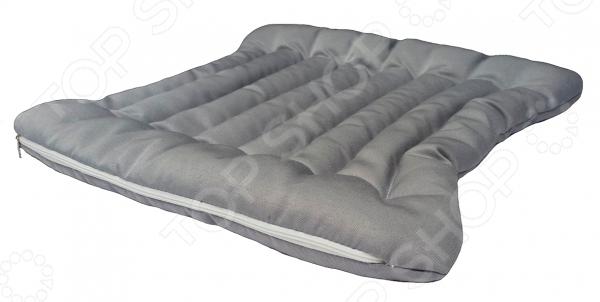 Подушка на стул Био-Текстиль «ЭКО» био подушка из лузги гречихи тюльпанчик цвет салатовый 20 см х 30 см