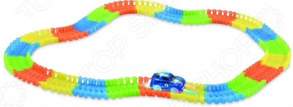 Трек гоночный 1 Toy «Большое путешествие»