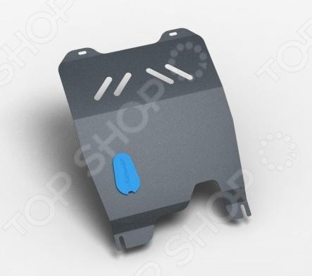 Комплект: защита картера и крепеж Novline-Autofamily Toyota Camry 2006-2011: 3,5 бензин АКПП - фото 7