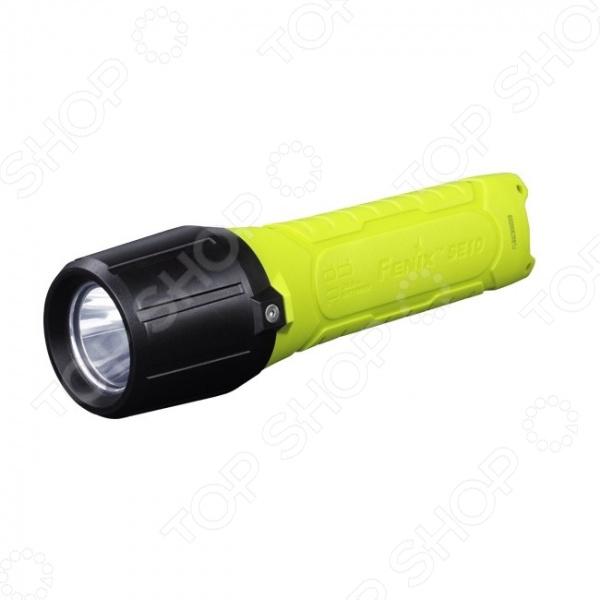 Фонарь туристический Fenix SE10 фонарь fenix ld15r cree xp g3