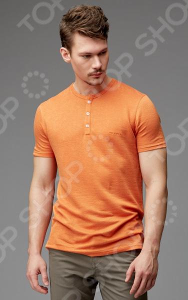 Джемпер мужской Milliner 1726201. Цвет: оранжевый муж джемпер дакс р 62
