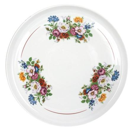 Купить Блюдо сервировочное ДФЗ «Букет цветов»