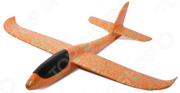 Самолет-планер игровой Bradex «Ту-134» планер bradex самолет с пусковым механизмом