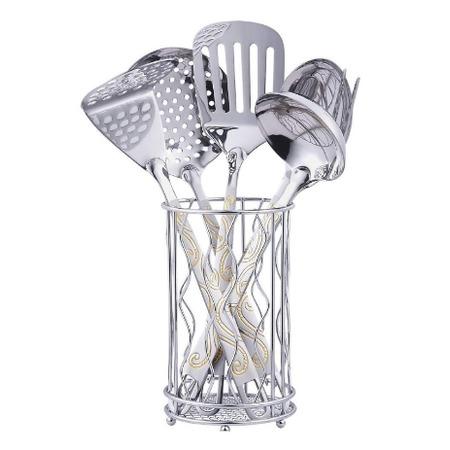 Купить Набор кухонных принадлежностей Zeidan Z-2060 «Змейка»