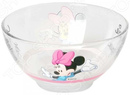 Пиала детская Luminarc Disney Minnie Colors