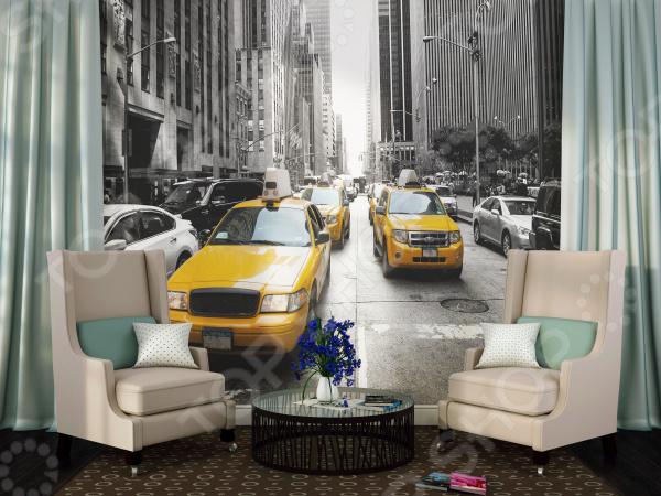Фотообои ТамиТекс «Такси»