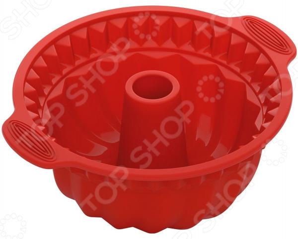 Форма для кекса круглая Nadoba Mila 762019 форма для кекса 30x6 см nadoba rada 761019