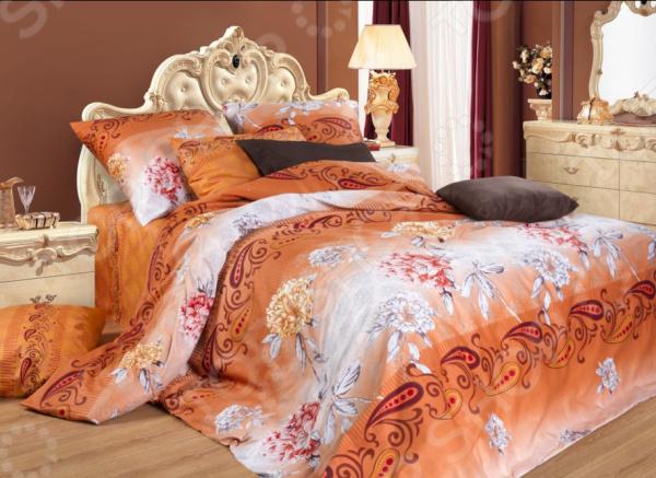 Комплект постельного белья La Noche Del Amor А-710 постельное белье la noche del amor комплект постельного белья дуэт сатин рисунок 680