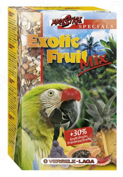 Корм для попугаев крупных размеров Versele-Laga Exotic Fruit корм для птиц vitakraft menu vital для волнистых попугаев основной 1кг