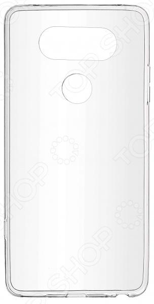 Чехол защитный skinBOX LG V20 чехлы для телефонов skinbox накладка для lg nexus 5 skinbox серия 4people защитная пленка в комплекте