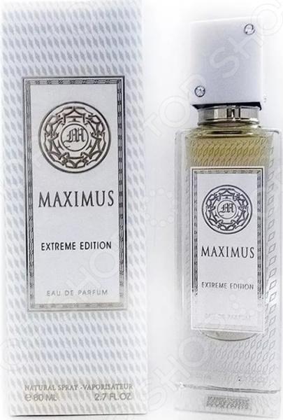 Парфюмированная вода для мужчин Arabic Perfumes Maximus Extreme Edition, 80 мл парфюмированная вода montale orange flowers 20 мл