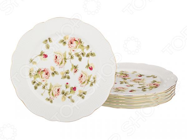 Набор десертных тарелок Lefard Emma