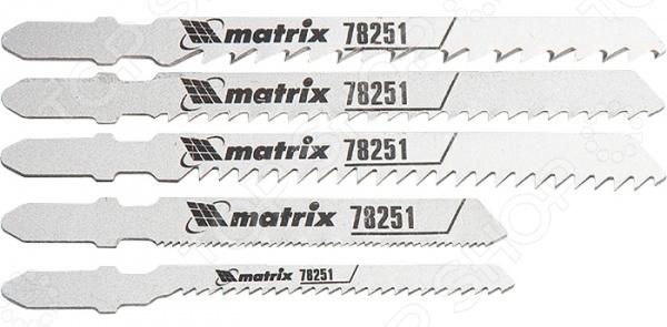 Пилки для электролобзика MATRIX Professional 78251