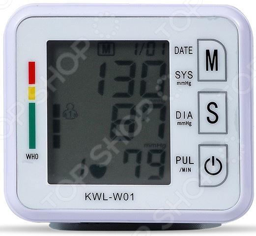 Тонометр запястный KWL-W01 1