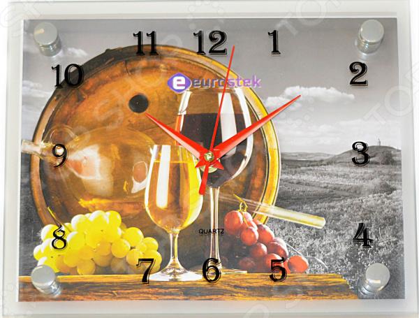 Часы настенные Eurostek 2026-897