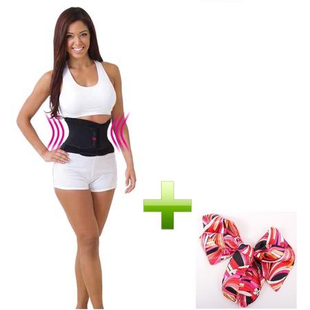 Купить Пояс Miss Belt с шейным шарфом. Размер: S/M, 42-48 (63-76 см). Уцененный товар