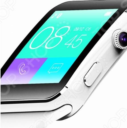 Умные часы «10 в 1» с функциями телефона. Дизайн: Америка 3