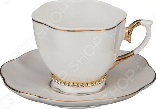 Кофейная пара Lefard 55-2304 кофейная пара lefard 760 418