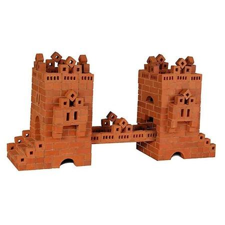 Купить Конструктор из глины Brick Master «Мост»