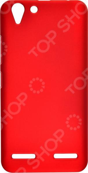 Накладка защитная skinBOX Lenovo Vibe K5/Vibe K5 Plus/A6020 protect защитная пленка для lenovo k5 a6020a40 матовая