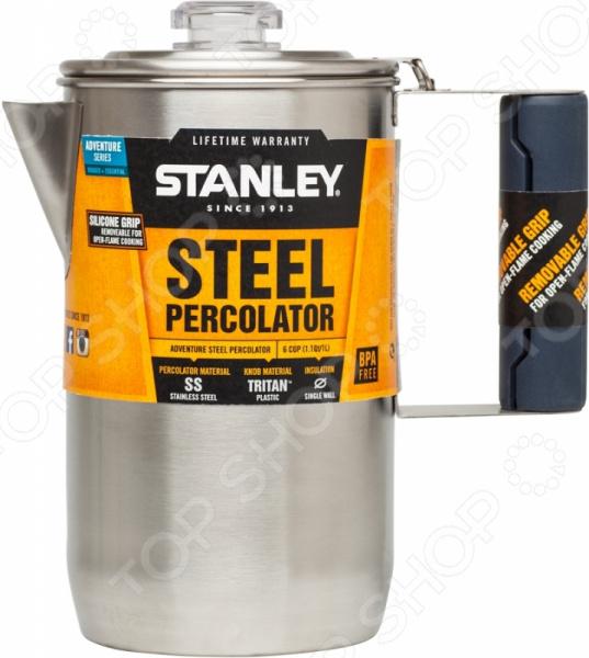 Кофейник походный Stanley 10-01876-002 анкер клиновой sormat s ka 10 80 162мм 2шт
