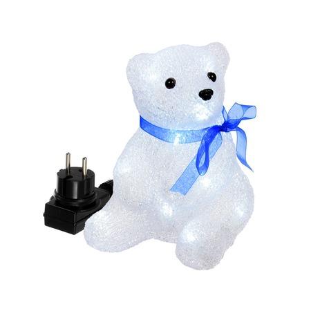 Купить Фигурка новогодняя VEGAS «Медвежонок» 55101