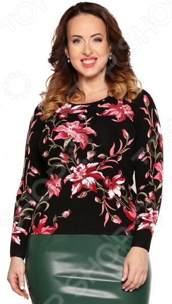 Джемпер Milana Style «Нежная Фиалка» платье milana style milana style mi038ewxjv28