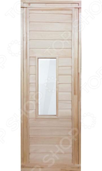 Дверь глухая Банные штучки 34021 дверь березка стекло бронза матовая 8мм банные штучки 34013