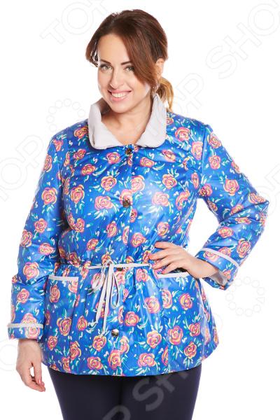 Куртка Гранд Гром «Мисс Рози». Цвет: синий