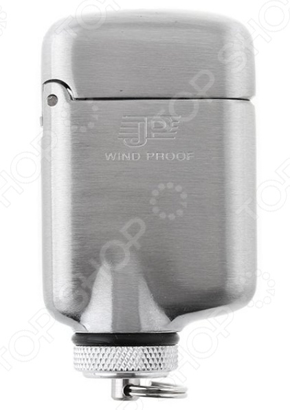 Зажигалка Windmill JPW Aluminum Hair Line