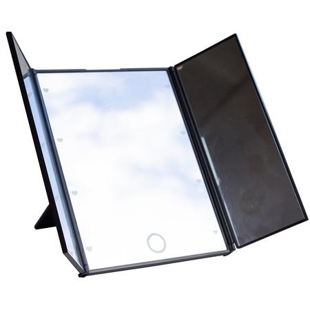 Купить Портативное косметическое зеркало Gess GESS-805p