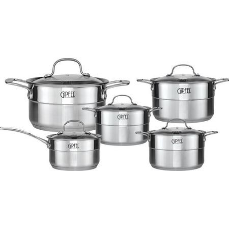 Купить Набор кухонной посуды Gipfel GALA 1539