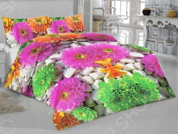 Комплект постельного белья ТамиТекс «Палитра». 1,5-спальный