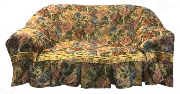 Комплект дивандек «Вечерняя примула»