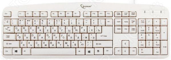 Клавиатура Gembird KB-8350U USB