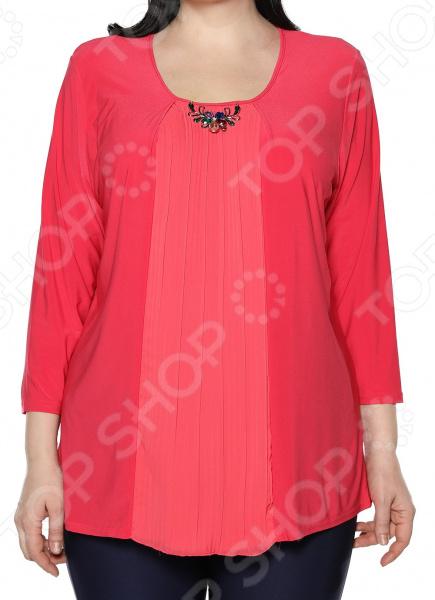 Блуза Pretty Woman «Магическое украшение». Цвет: розовый блуза pretty woman волшебный взгляд цвет розовый