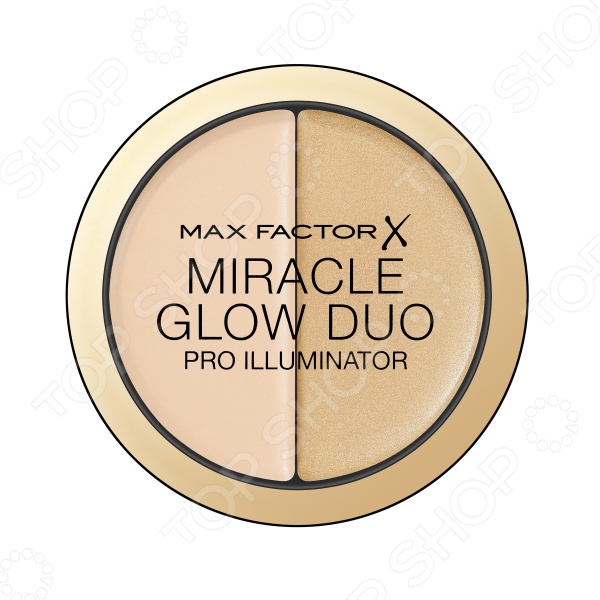 Хайлайтер Max Factor Miracle Glow Duo хайлайтер by terry glow expert duo stick 3 цвет 3 peachy petal variant hex name f89f97