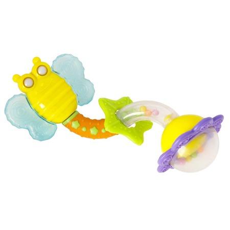 Купить Игрушка-погремушка Мир детства «Бабочка»