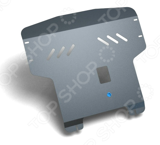 Комплект: защита картера и крепеж Novline-Autofamily Hyundai i20 2009: 1,2/1,4/1,6 МКПП/АКПП комплект защита картера и крепеж mazda cx 5 2012 3 2014 1 5 1 6 2 0 бензин мкпп акпп