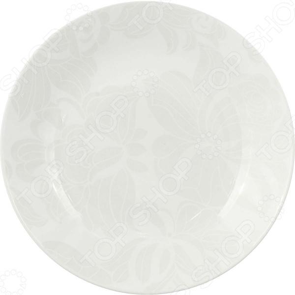 Тарелка суповая Biona Blank