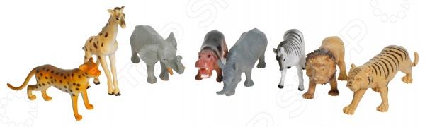 Набор фигурок 1 Toy «Дикие животные Африки»