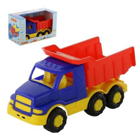 Купить Машинка игрушечная POLESIE «Гоша. Самосвал». В ассортименте