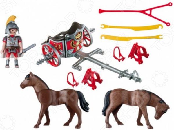 Игровой набор Playmobil «Римляне и Египтяне: Римская Колесница»