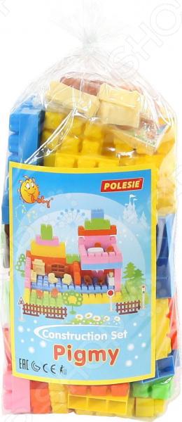 Конструктор игровой POLESIE «Малютка» в пакете Конструктор игровой POLESIE «Малютка» /107