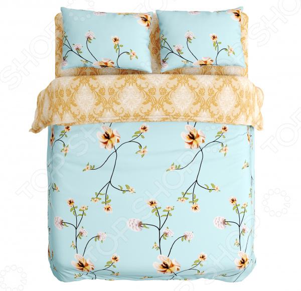 Комплект постельного белья Сирень «Моник»