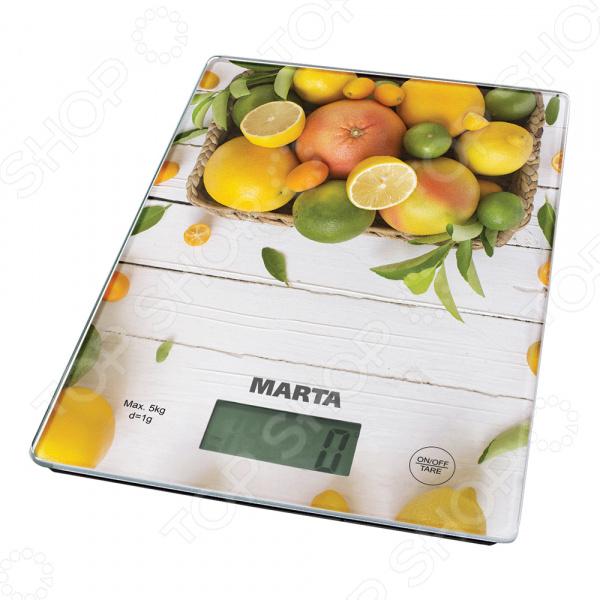 Весы кухонные MT-1634