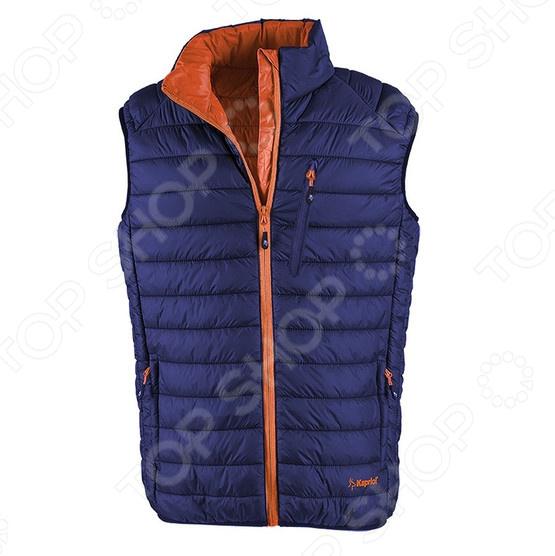 Жилет защитный KAPRIOL Thermic Vest. Цвет: синий защитный жилет n usmc tactical vest