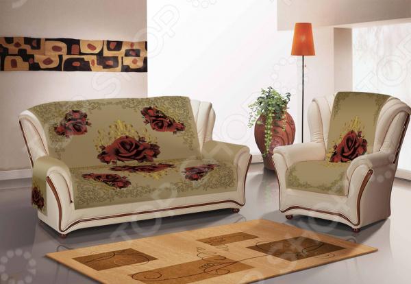 Накидка на диван «Милый дом»